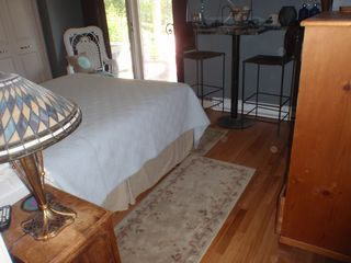 Provincetown townhome photo - Bedroom #3 - Queen Bed