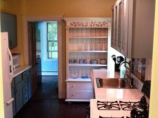 Wellfleet house photo - Cedardown, Kitchen