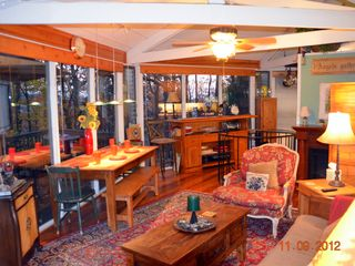 Big Canoe chalet photo - Great Room