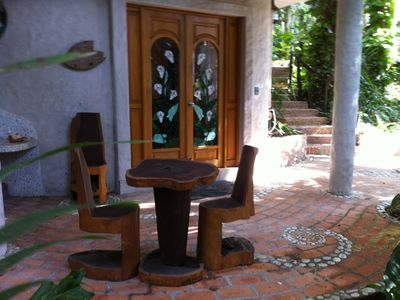 Casa Lilia Patio
