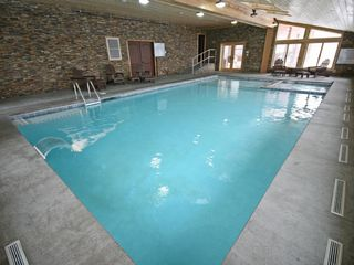 Indoor Heated Pool w Spa, Waterfall, safety cover - Newry house vacation rental photo