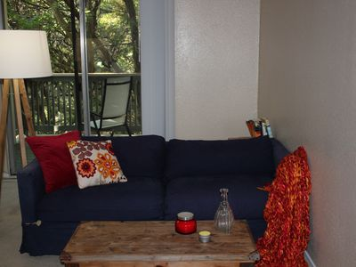 Austin apartment rental - Cozy place with balcony.