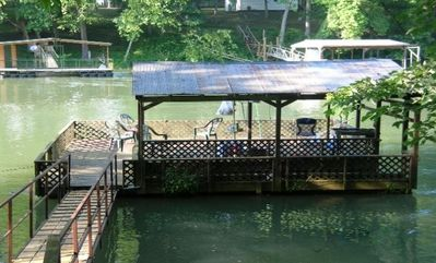 Covered Dock