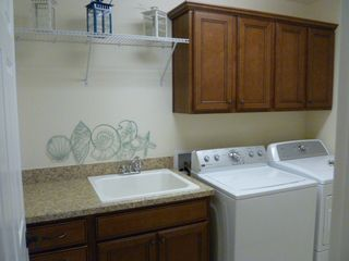 The Villages house photo - Laundry Room with washer and dryer