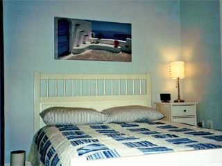 TRANQUIL DOUBLE PILLOWTOP BEDROOM - Provincetown condo vacation rental photo