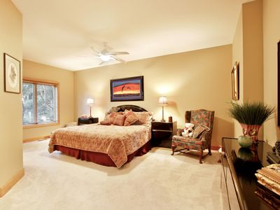 one of Jack & Jill bedrooms