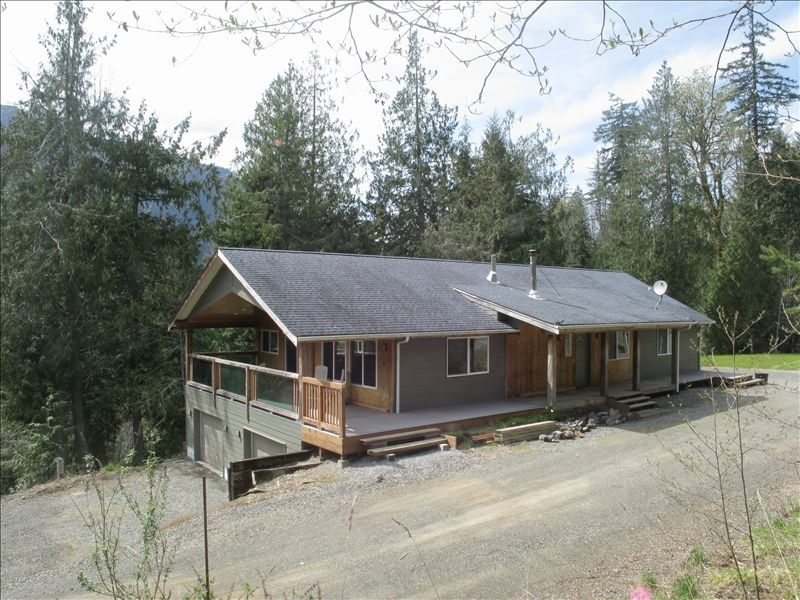 Port angeles vacation rental vrbo 297214 3 br olympic for Cabin rentals olympic national forest
