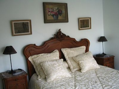 20th Arrondissement Menilmontant apartment rental - Master bed