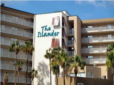 $3 million dollar 2011 renovation at The Islander - your front door!