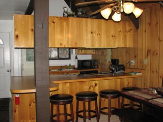 Mammoth Lakes condo photo - Kitchen & Dining area