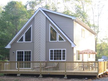 Albrightsville chalet rental - Star In The Trails 1700 Sq.Ft Chalet