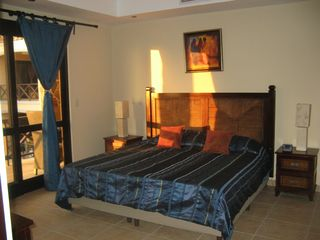 Jaco condo photo - Large Master Suite with Private Bath and Dressing Area