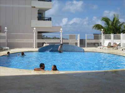 Luquillo condo rental