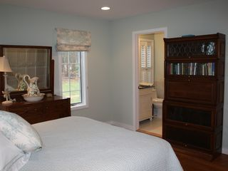 Amagansett house photo - Guest room and bath
