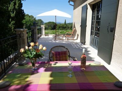 Luxury Apartments/Condos Lourmarin - Luxury appartments with private terrace