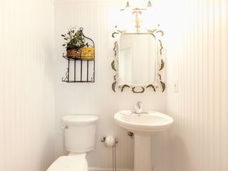 Sanibel Island house photo - Main Level Powder Room