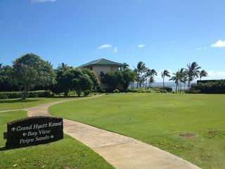 Poipu house photo - SPA, STEVENSONS LIBRARY, AND TERRACE FOR NIGHT LIFE AND ENTERTAINMENT. WALK HOME