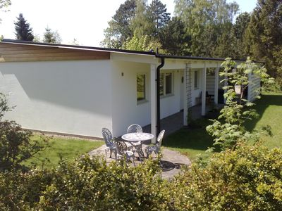 Guest house built on the owner's land. close to the beach, shops and golf course.