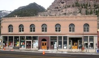 Ouray condo photo - Stay in the heart of Ouray and walk to fun!