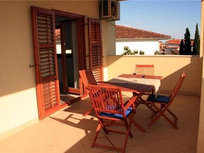 Apartment for 4 people close to the beach in Premantura