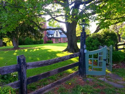 Spacious Country Estate House and Grounds, only  minutes from Downtown.