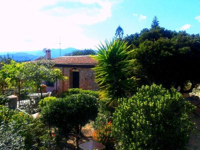 Country house 1.5 Km from the sea