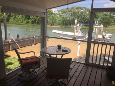 Historic Waterfront Cottage With All Amenities