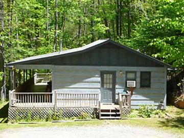 Cherokee cabin rental - Crystal Creek Cabin near Cherokee