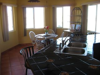 San Felipe villa photo - Casa Layne, Breakfast Nook