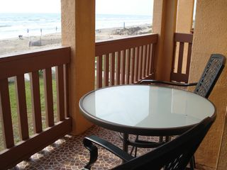 South Padre Island condo photo - View from Deck