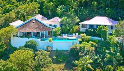 Villa Taino...yes, this is all one property!