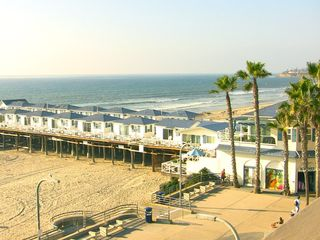 Pacific Beach condo photo - ANOTHER VIEW FROM DECKS