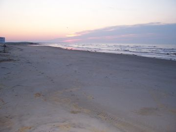 Beach at Seabrook