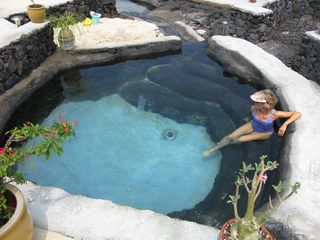 Milolii house photo - Lounging in the Lava Pool