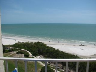Fort Myers Beach condo photo - Another view from our porch