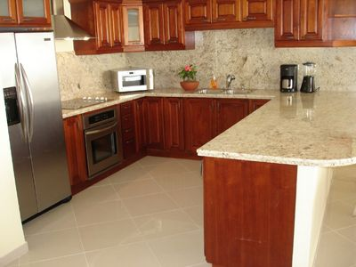 Simpson Bay condo rental - Fully equipped kitchen