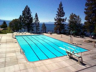 Incline Village house photo - Private pool at nearby Burnt Cedar Beach available to guests -daily access fee