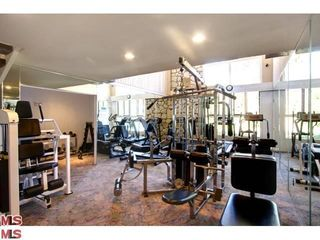 Malibu condo photo - Exercise Room