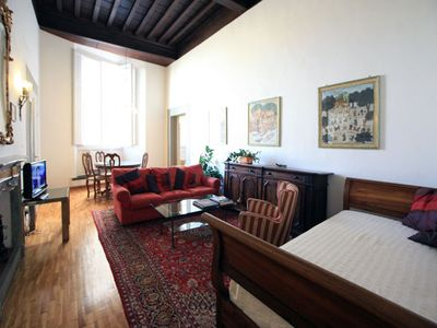 Ponte Vecchio Amazing View Luxury Apartment in Front of Uffizi (WIFI)