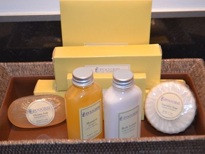 Miami Beach condo rental - Toiletries