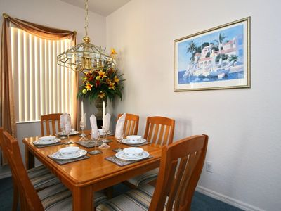 Highlands Reserve villa rental - Dining for that special occasion