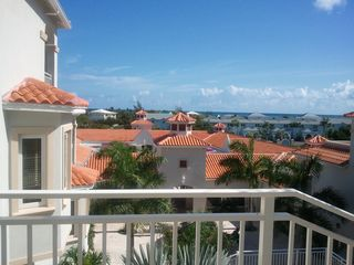 Providenciales - Provo studio photo - .view from terrace level