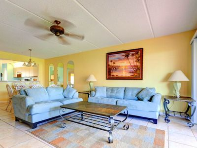Don't settle for just a glimpse of our beautiful Florida beach! - With private beach access, beach side pool,  and stunning ocean views, Sea Place 14164 rental property is the perfect setting for your Florida vacation!