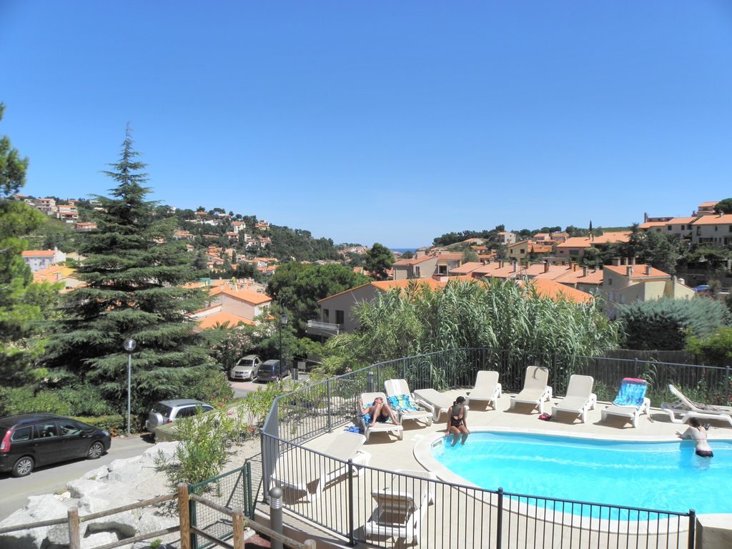 Air-conditioned accommodation, close to the sea , Collioure