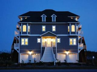 North Topsail Beach house photo - Your oceanfront masterpiece awaits you.