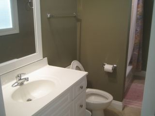 One of the two Bath Bathroom