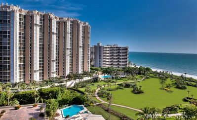 Welcome to The Savoy at Park Shore Naples!