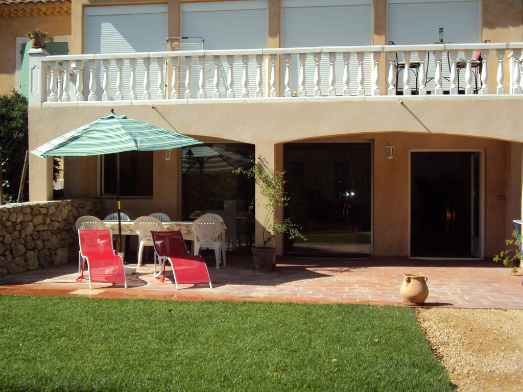 Peaceful apartment, with garden , Le Collet