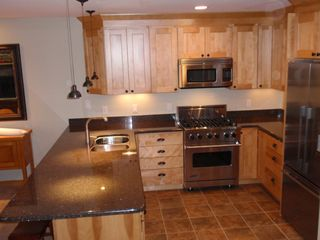 Kitchen - Lincoln condo vacation rental photo