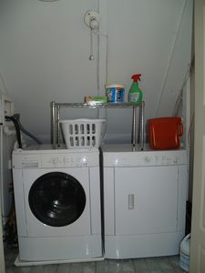 Luray chalet rental - Washer and Dryer
